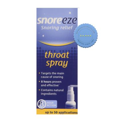 Snoreeze Throat Spray
