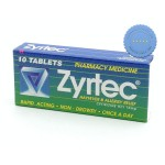 Zyrtec Tablet – 10mg Cetirizine