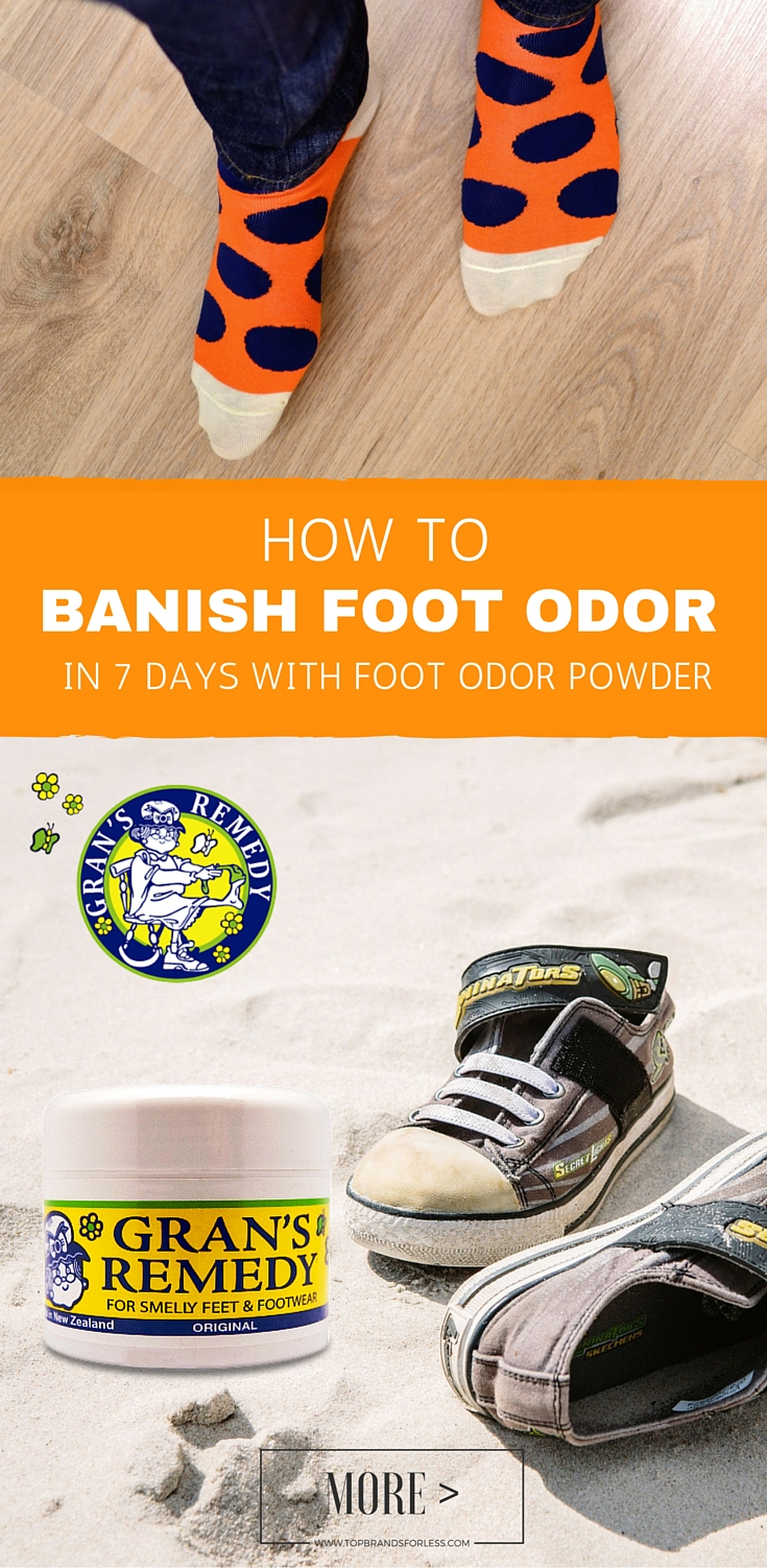 footodorpowder