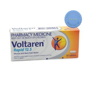 Voltaren Rapid Tablets 12 5mg Diclofenac