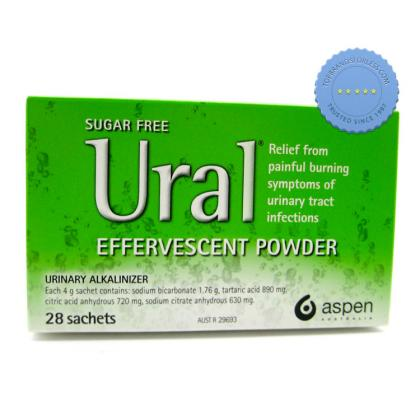 Buy ural sachet 4g 28 Discreet delivery to your door