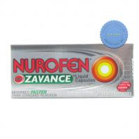 Buy nurofen zavance liquid capsules 20s -