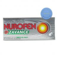 Buy nurofen zavance tablets 72s -