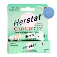 Buy Herstat Cold Sore Ointment 2g