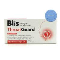 Buy Blis K12 Throat Guard Daily Support Strawberry Lozenges 16s