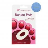 Buy carnation bunion pads 40 oval pads -