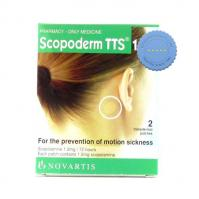 Buy scopoderm tts patches 1 5mg 2 -