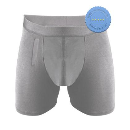 Buy Confitex Man Brief Plain Moderate Absorbency Grey Size L -