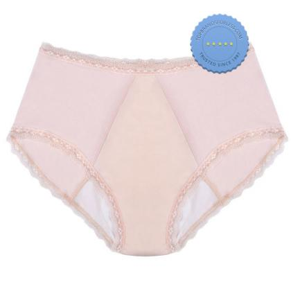 Buy Confitex Woman Full Brief Basic High Absorbency Beige Size L -
