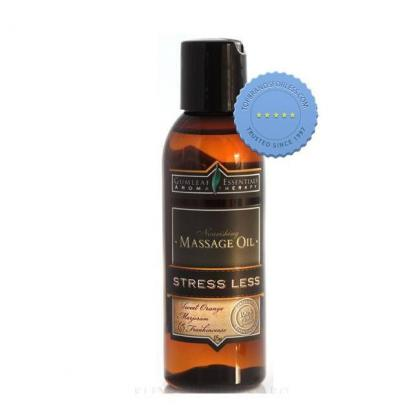 Gumleaf Essentials Aromatheraphy Massage Oil Stress Less 125ml online -