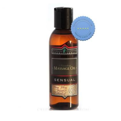 Buy Gumleaf Essentials Aromatherapy Massage Oil Sensual 125ml
