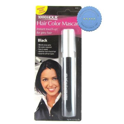 Buy 1000 Hours Hair Mascara Black