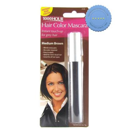 Buy 1000 Hours Hair Mascara Medium Brown -