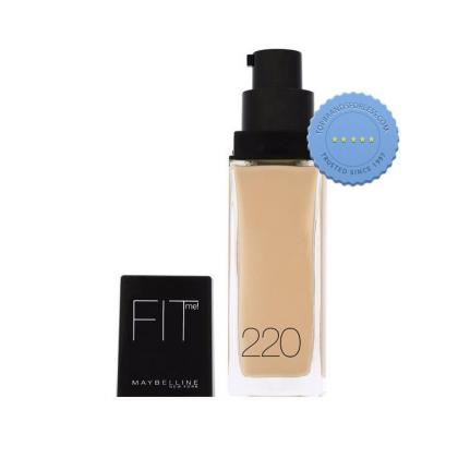 Buy Maybelline Fit Me Foundation Natural Beige