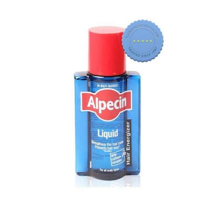 Buy Alpecin Caffeine Liquid for Hair Loss 200ml - Prompt Dispatch