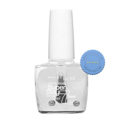 Buy Maybelline Superstay Gel Nail Color 7 Days Crystal Clear