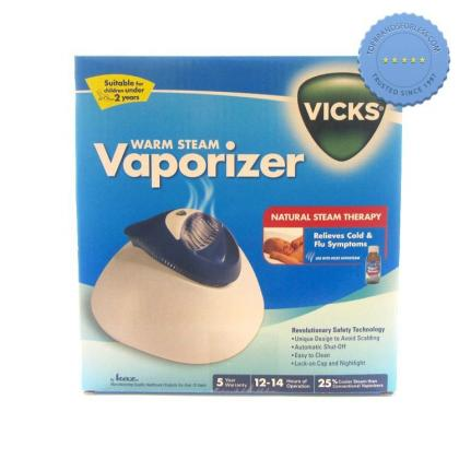 Buy Vicks Warm Steam Vaporizer
