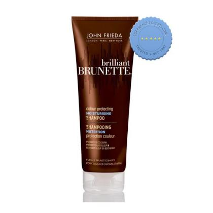 Buy John Frieda Brilliant Brunette Moisturising Shampoo 500ml