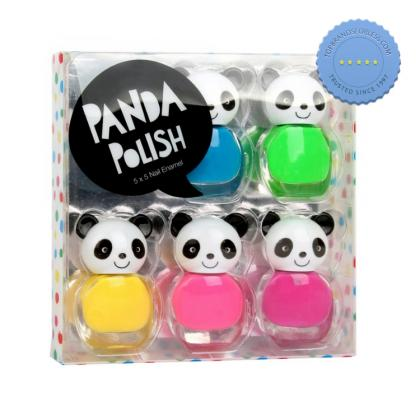 Buy gift pack 5pc panda nail polish - Prompt Dispatch