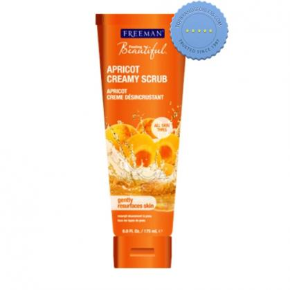 Buy Freeman Apricot Creamy Scrub 175ml - Prompt Dispatch