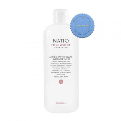 Buy natio rosewater micellar cleanse 200ml - Prompt Dispatch