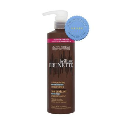 Buy John Freida Brilliant Brunette Moisturising Conditioner 500ml