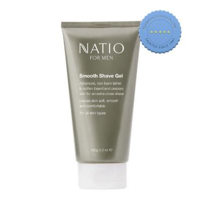 Buy Natio for Men Smooth Shave Gel -