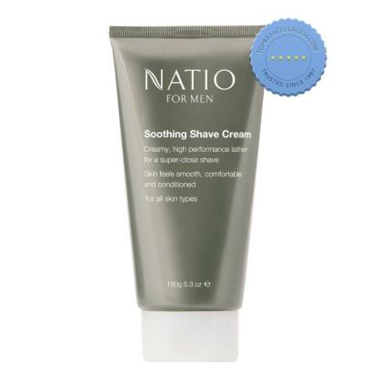 Buy Natio Men Soothing Shave Cream -