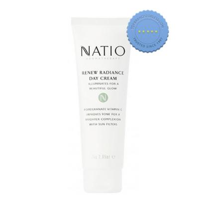 Buy natio renew radiance day cream -