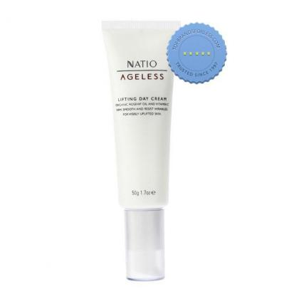 Buy Natio Ageless Lifting Day Cream 50g -