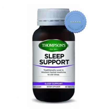 Buy Thompsons Sleep Support 60 Tablets - Prompt Dispatch