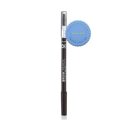 db designer brands brow pen for immaculately sculpted brow brunette -