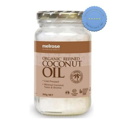 Buy melrose organic refined coconut oil 300 - Prompt Dispatch