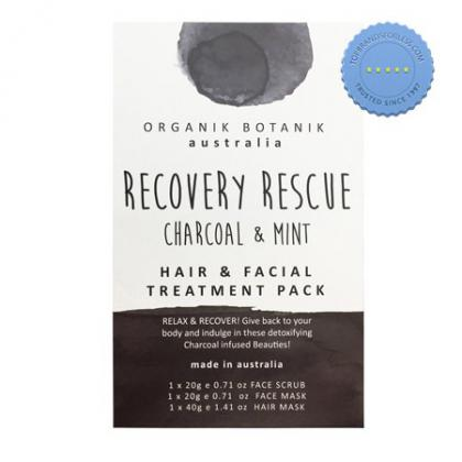 Buy organik b recovery rescue treatment pack - Prompt Dispatch