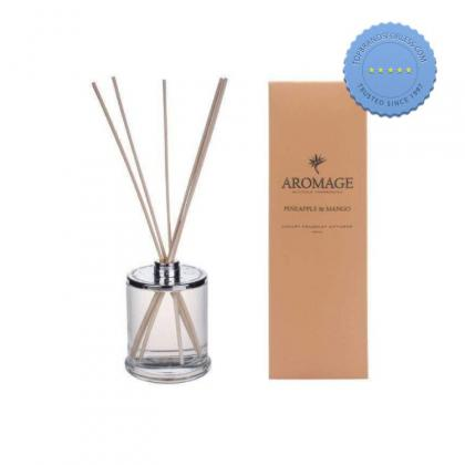 Buy Aromage Luxury Fragrant Diffuser Pineapple and Mango 180ml - Prompt Dispatch