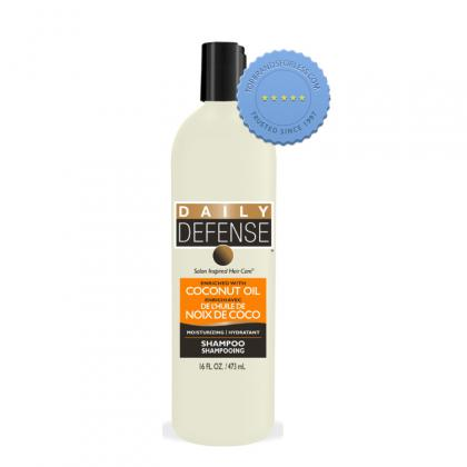 Buy Daily Defence Coconut Shampoo 473ml - Prompt Dispatch
