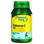 Buy Natures Own Echinacea Garlic Zinc C 60 Tablets