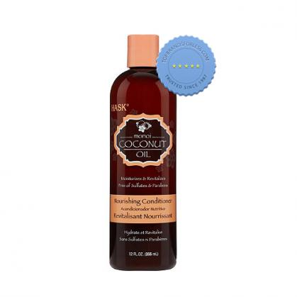 Buy Hask Coconut Oil Conditioner 350ml - Prompt Dispatch