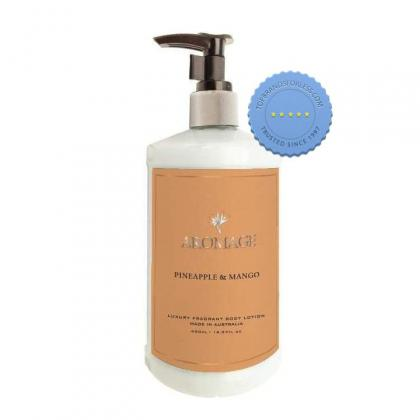 Buy aromage pineapple mango body lotion 480m - Prompt Dispatch