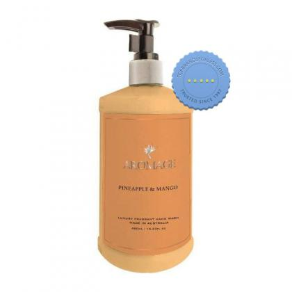 Buy aromage pineapple mango hand wash 480ml - Prompt Dispatch