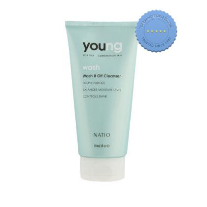 Buy Natio Young Wash It Off Cleanser -