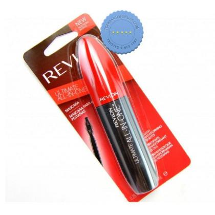 Buy Revlon Ultimate Mascara All in One Waterproof Blackest Black -