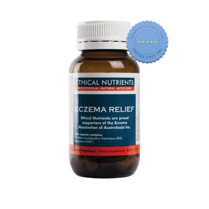 Buy Inner Health Eczema Relief 60 Capsules