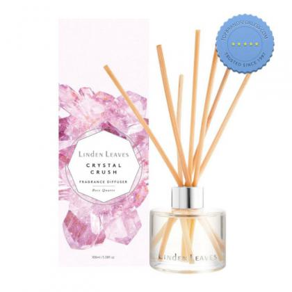 Buy l leaves c crush rose quartz diffuser 10 - Prompt Dispatch