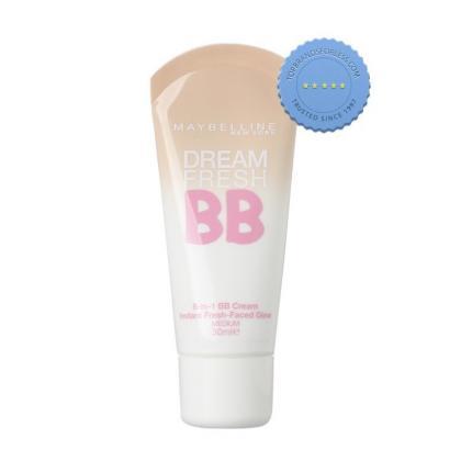 Buy maybelline dream fresh bb cream medium 30ml -