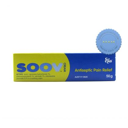 Buy Soov Cream 50g -