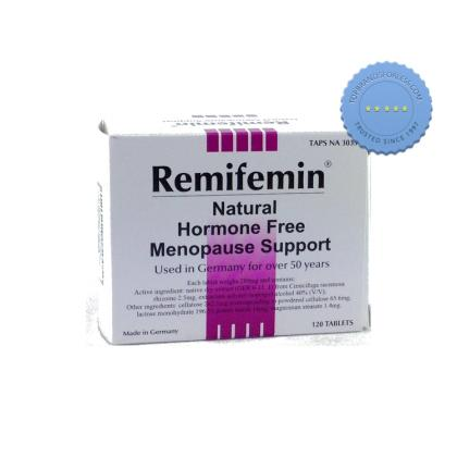 Buy Remifemin Herbal Menopause 60 Pack