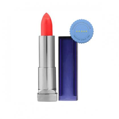 Maybelline Color Sensational Lipstick Bolds Orange Danger