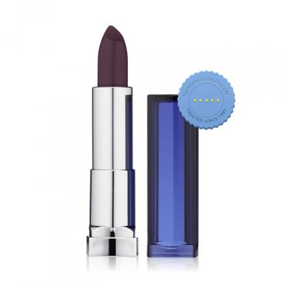Maybelline Color Sensational Lipstick Bolds Blackest Berry