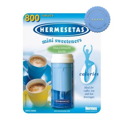 Buy Hermesetas 800 Tablets